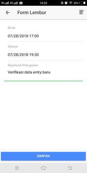 RUIS - Presensi screenshot 4