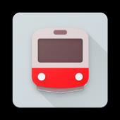 Where's My Train Boston icon