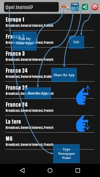 French NewsPapers screenshot 3
