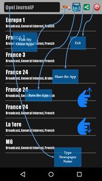 French NewsPapers apk screenshot
