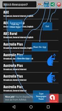 Australian NewsPapers poster