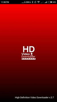 Latest HD Video Downloader- All formats & Quality poster