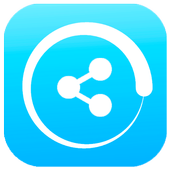 SHARE ALL : Data Sharing & File Transfer icon