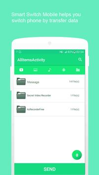 SHARE ALL : Data Sharing & File Transfer screenshot 1
