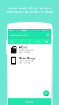 SHARE ALL : Data Sharing & File Transfer screenshot 2