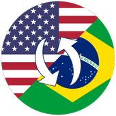 Convert US Dollar to Brazilian Real | BRL to USD icon