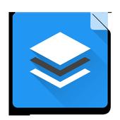 Prime Blue Dark - Layers Theme icon