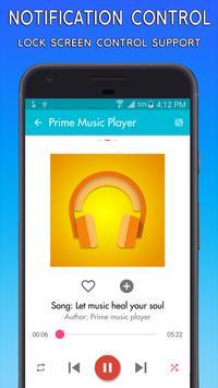 Open Music Player apk screenshot