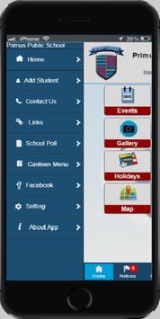 Primus Public School screenshot 1