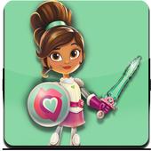 Nella the Princess Run icon