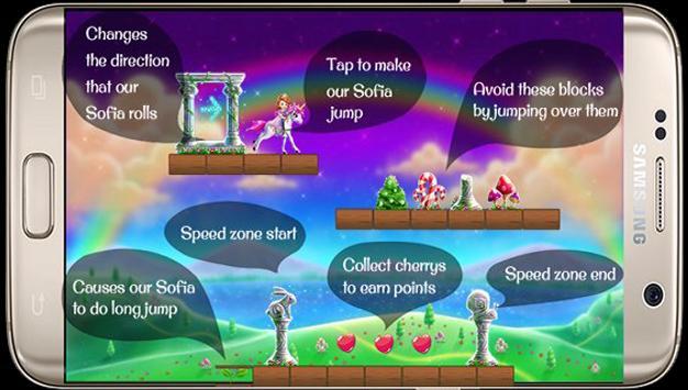 Nella the Princess Run screenshot 2