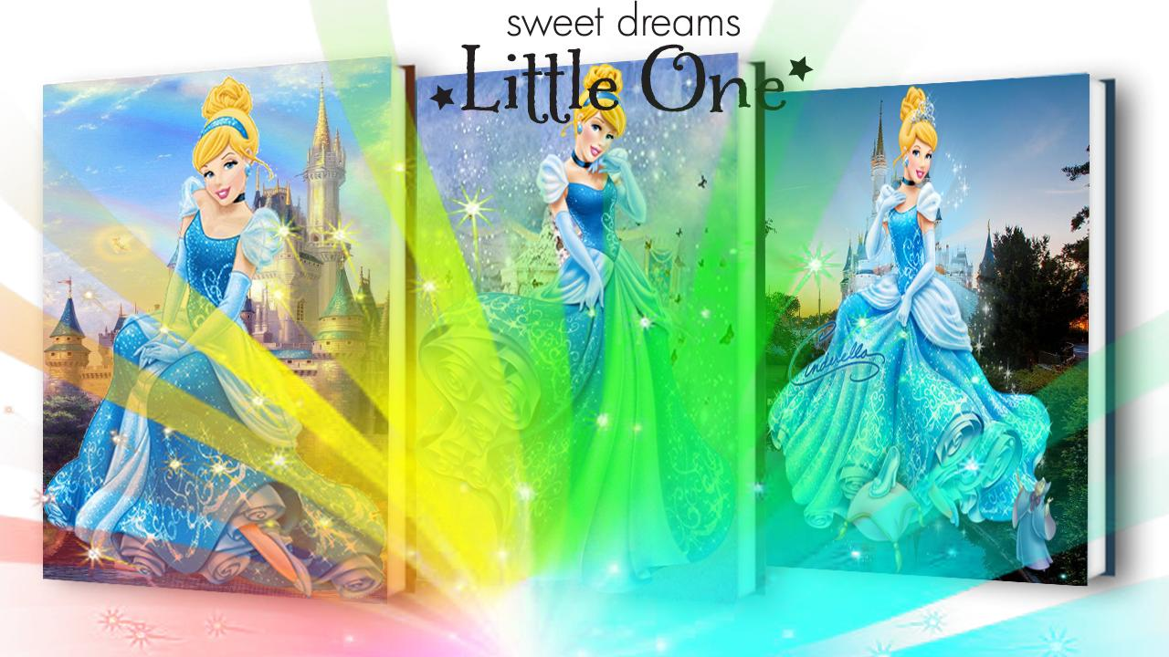 Cinderella Princess Wallpapers poster