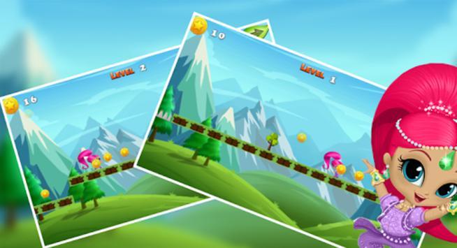 Princess Shimmer Magic World screenshot 1
