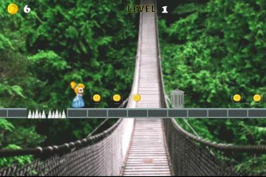 Cinderella. Jungle Escape apk screenshot
