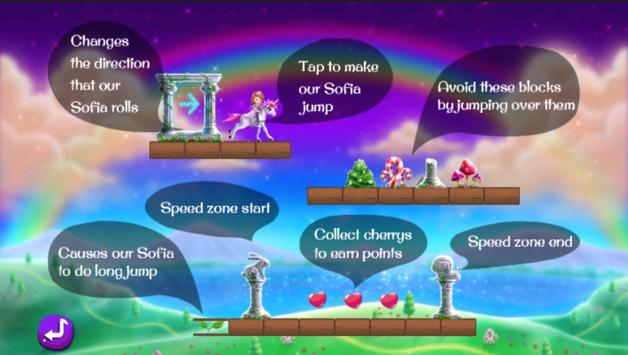 Princess Sofia Horse apk screenshot
