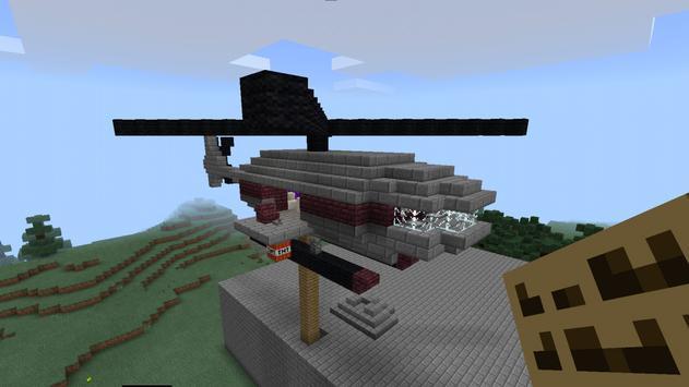 Prison escape maps for minecraft pe apk screenshot