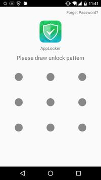 AppLocker-protect your privacy poster
