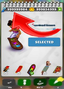UNLIMITED Coins 💰 Keys For Subway Surf Joke Prank apk screenshot