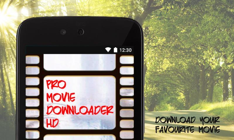 Pro Movie Downloader HD for Android - APK Download