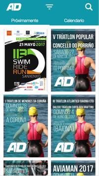 Axenda Deportiva poster
