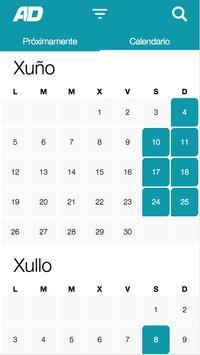 Axenda Deportiva apk screenshot