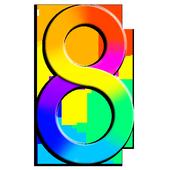 Pro 8 Launcher icon