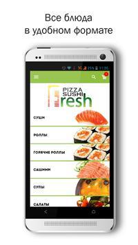 Pizza Fresh poster