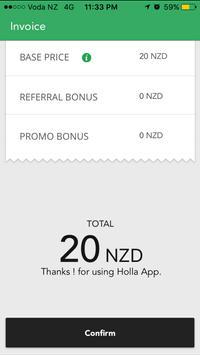 Holla! Pro - Get Customers Now apk screenshot