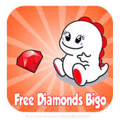 Free Bigo Live Diamonds tips icon