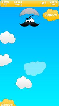 Mustache Flyer apk screenshot