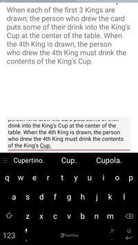 Modern Kings Cup screenshot 4