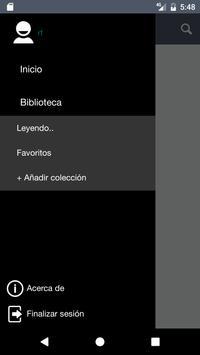 Amabook screenshot 1