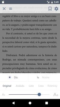 Amabook screenshot 3