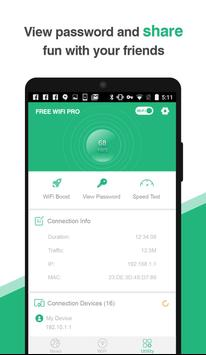 Free WiFi Pro screenshot 1