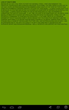 Руководство для FreePlay apk screenshot