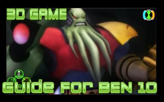 Best Ultimate Ben 10 game tips poster