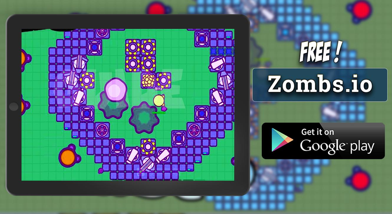 New ZOMBS IO Guide ! for Android - APK Download