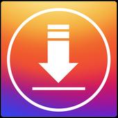 Photo Saver Repost & Download icon