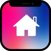 iLauncher Iphone X - iOS 11 Launcher icon