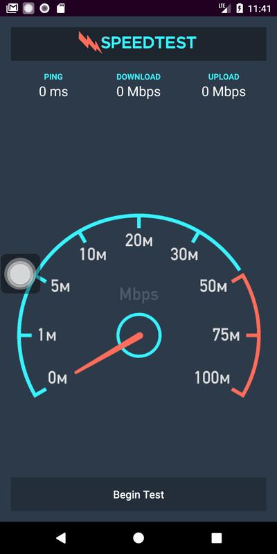 Internet Speed Check APK Download - Free Tools APP for ...