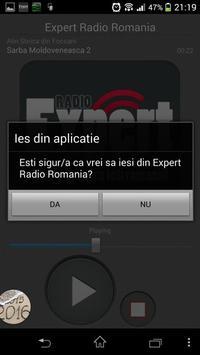 Expert Radio Romania apk screenshot