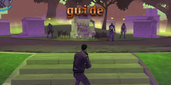 Guide Gangstar New Orleans apk screenshot