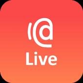 淡水@live icon