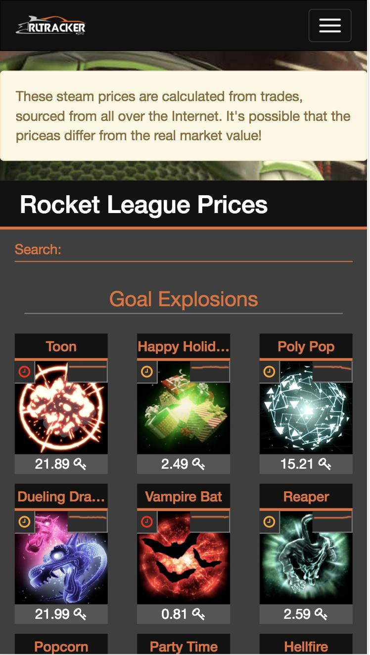 Rl Tracker Pro >> Rltracker Pro Price List For Android Apk Download