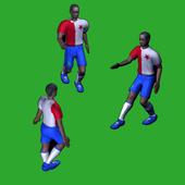 Retro Soccer icon