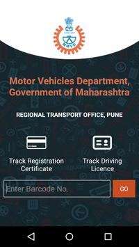 RTO RC and DL Tracking System poster