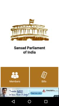Sansad - Parliament Of India poster