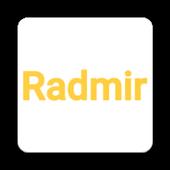 Radmir club иконка