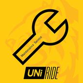 UNiRIDE-manage icon