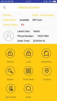 UNiRIDE-manage screenshot 2